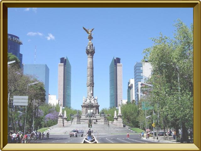 Мексика — страна, фото в рамке №3