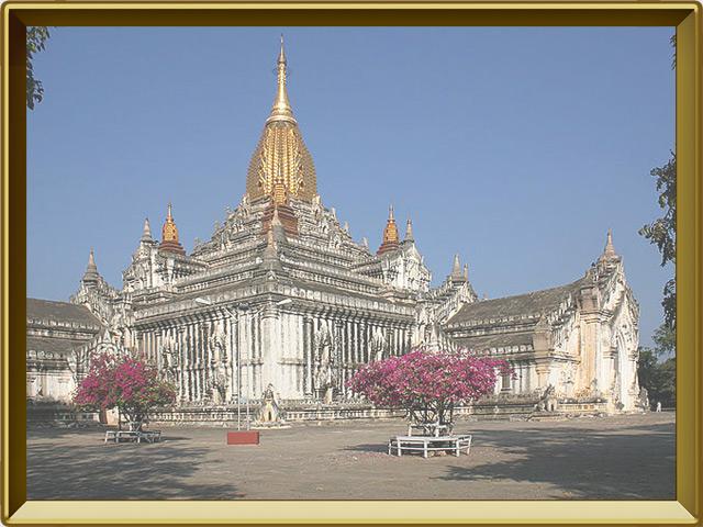 Мьянма — страна, фото в рамке №3