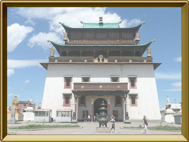 Монголия — страна, фото в рамке №2