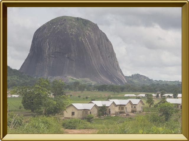 Нигерия — страна, фото в рамке №3