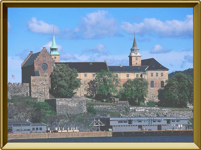 Норвегия — страна, фото в рамке №3
