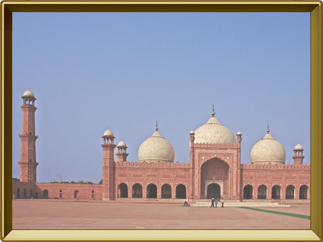 Пакистан — страна, фото в рамке №2