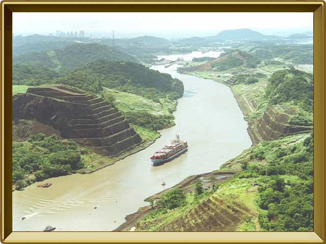 Панама — страна, фото в рамке №2