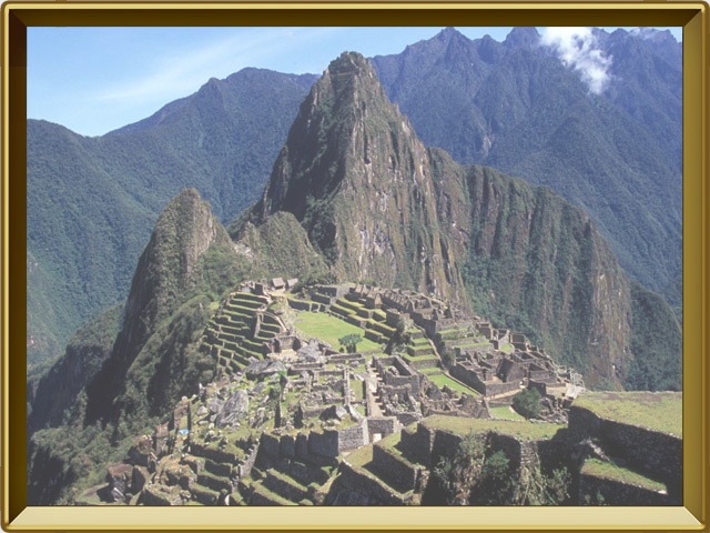 Перу — страна, фото в рамке №2