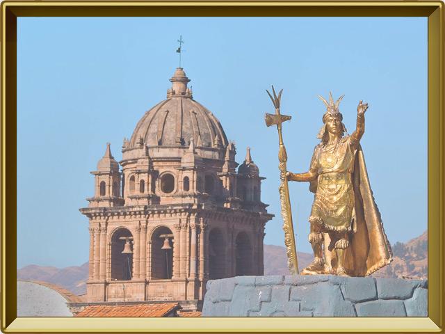 Перу — страна, фото в рамке №3