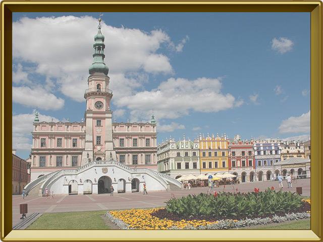Польша — страна, фото в рамке №3