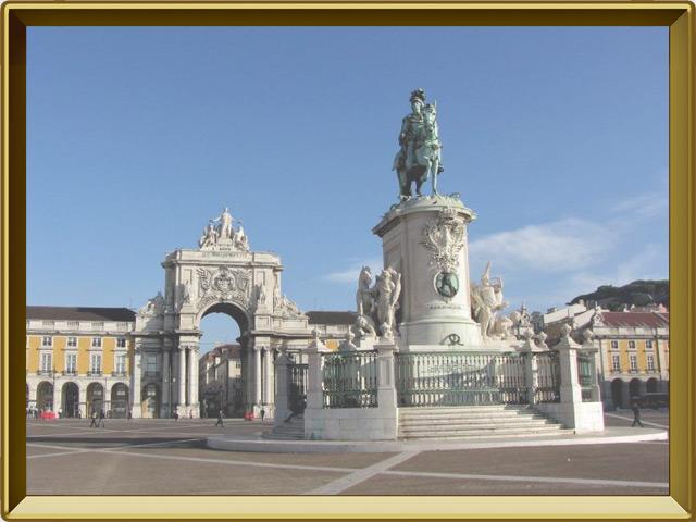 Португалия — страна, фото в рамке №3