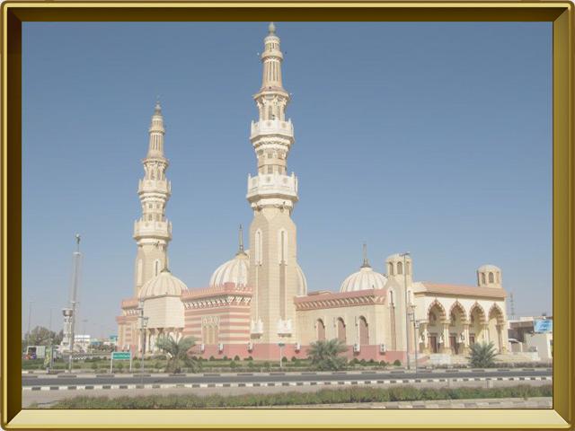 Саудовская Аравия — страна, фото в рамке №3