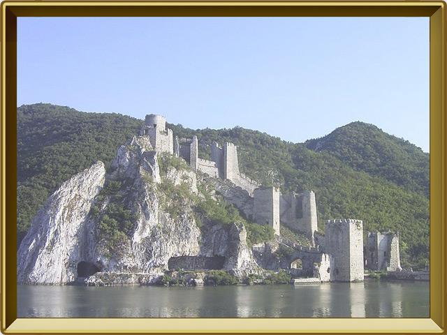 Сербия — страна, фото в рамке №2