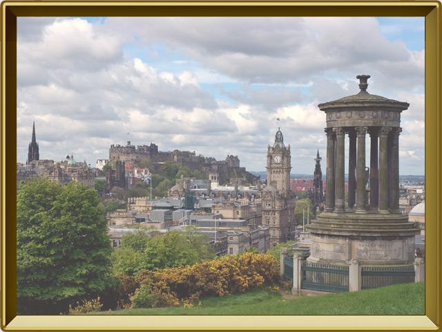 Шотландия — страна, фото в рамке №3