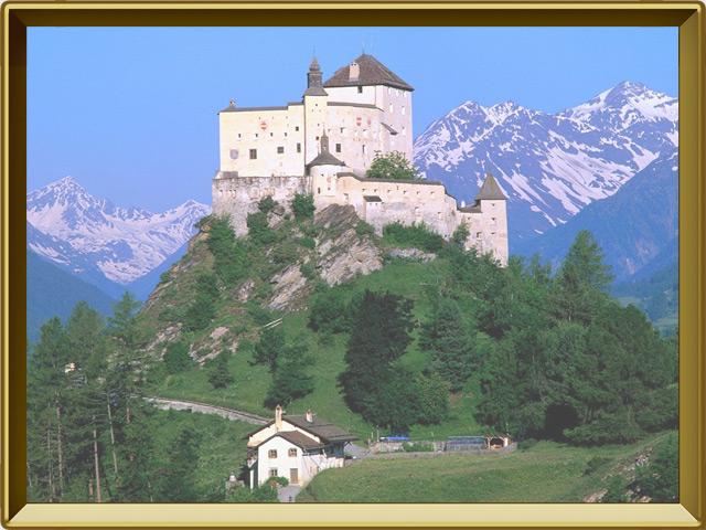 Швейцария — страна, фото в рамке №2