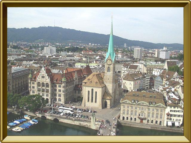 Швейцария — страна, фото в рамке №3