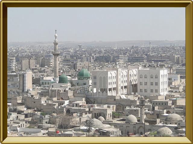 Сирия — страна, фото в рамке №3