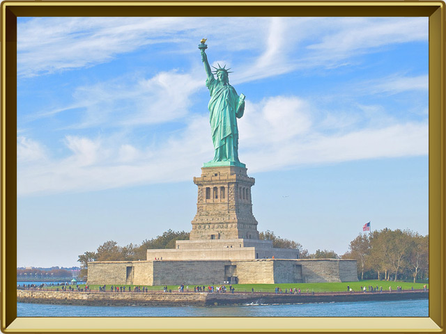 США — страна, фото в рамке №3