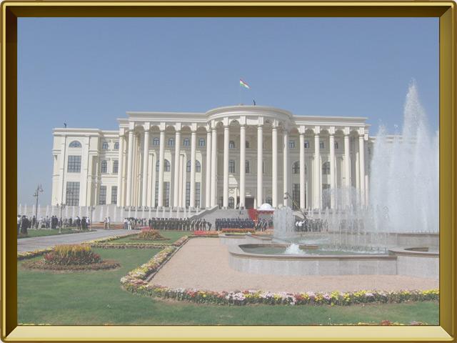Таджикистан — страна, фото в рамке №3