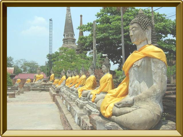 Таиланд — страна, фото в рамке №3