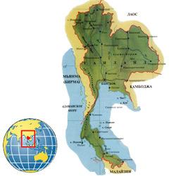 Таиланд — страна, картинка цветная