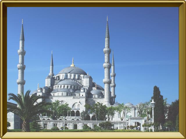 Турция — страна, фото в рамке №3