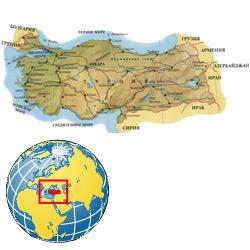 Турция — страна, картинка цветная