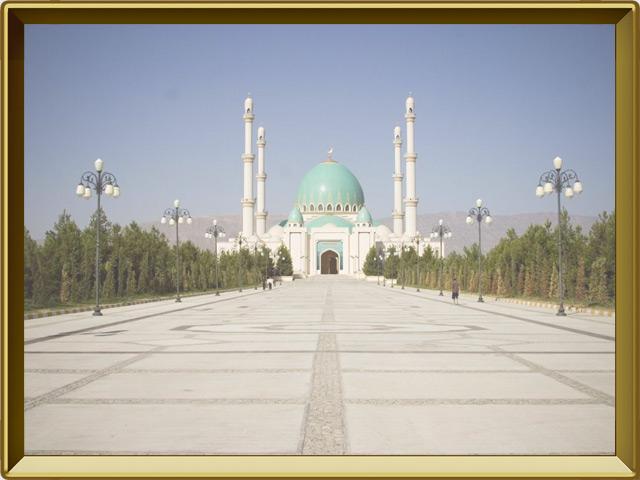 Туркменистан — страна, фото в рамке №2