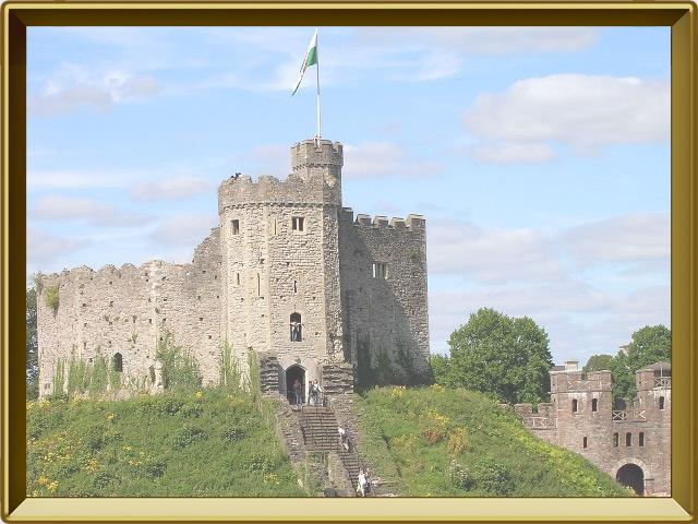 Уэльс — страна, фото в рамке №2