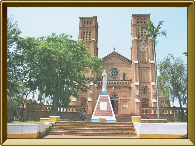 Уганда — страна, фото в рамке №3