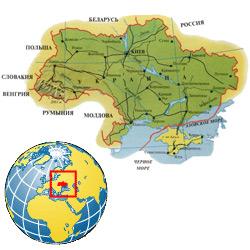 Украина — страна, картинка цветная