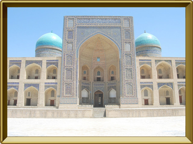 Узбекистан — страна, фото в рамке №2