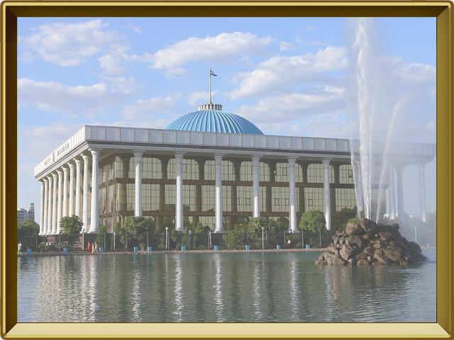 Узбекистан — страна, фото в рамке №3