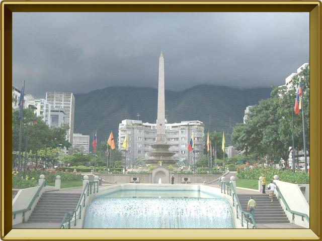 Венесуэла — страна, фото в рамке №3