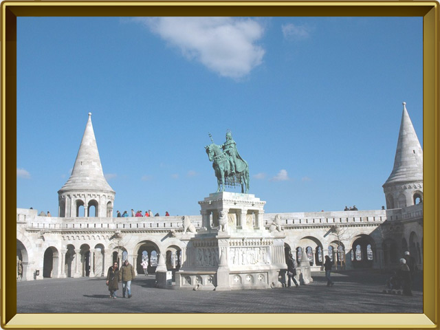 Венгрия — страна, фото в рамке №3