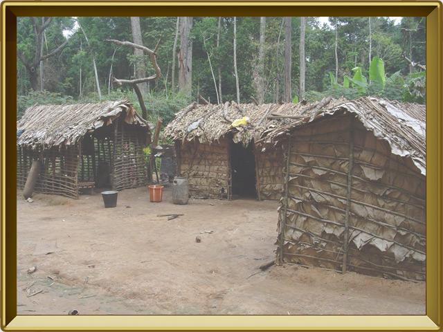 Заир (Демократическая Республика Конго) — страна, фото в рамке №2